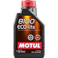MOTUL 8100 ECO-LITE 0W20 1L - Motorový olej