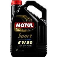 MOTUL SPORT 5W50 5L - Motorový olej