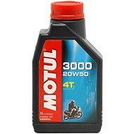 MOTUL 3000 20W50 4T 1L - Motorový olej