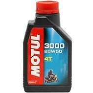 MOTUL 3000 20W50 4T 4L - Motorový olej