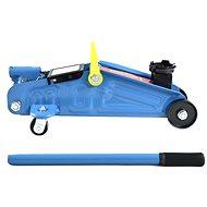 GEKO Hever hydraulický pojízdný 2 t, baleno v kufru - Hever