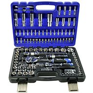 GEKO Ratchet set with 108 parts, CrV steel, case - Tool Set