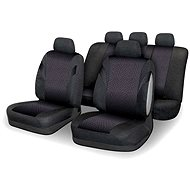 COMPASS Seat Covers 9-Piece Set JACK II. AIRBAG - Car Seat Covers