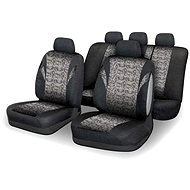 COMPASS Seat Covers 9-Piece Set JACK III. AIRBAG - Car Seat Covers