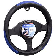 COMPASS BLIND Steering wheel cover blue - Steering Wheel Cover