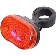 COMPASS Cyklosvětlo zadní 3LED červené 3 funkce - Svítilna