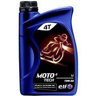 ELF MOTO 4 TECH 10W50 - 1L - Motorový olej