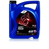 ELF MOTO 4 TECH 10W50 - 4L - Olej