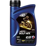 ELF MOTO 2 SELF MIX - 0,5L - Motorový olej