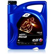 ELF MOTO 4 ROAD 10W40 - 4L - Motorový olej