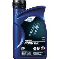 ELF MOTO FORK OIL SYN 10W - 0,5L - Motorový olej
