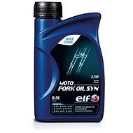 ELF MOTO FORK OIL SYN 2,5W - 0,5L - Tlumičový olej