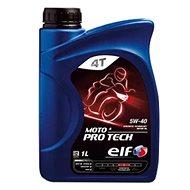 ELF MOTO 4 PRO TECH 5W40 - 1L - Motorový olej