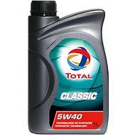 TOTAL CLASSIC 5W-40 1l - Motorový olej