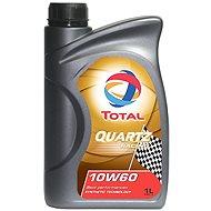 TOTAL QUARTZ RACING 10W60 - 1 litr - Motorový olej