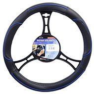 COMPASS WAVE steering wheel cover blue - Cover