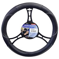 COMPASS WAVE steering wheel cover gray - Cover