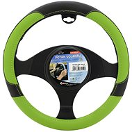 COMPASS COLOUR LINE steering wheel cover green - Cover