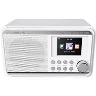 Albrecht DR 490 bílá - Rádio