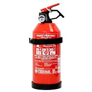 COMPASS Powder Fire Extinguisher 1kg ABC - Fire Extinguisher