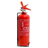 COMPASS Powder extinguisher 2kg ABC - Fire Extinguisher