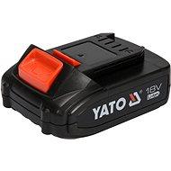 Baterie náhradní 18V Li-ion 2000 mAh (YT-82782, YT-82788,YT-82826) - Akumulátor