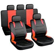 Compass 31676 Potahy sedadel sada 9ks sport  vhodné pro boční Airbag - Autopotahy