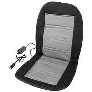 Compass Heated seat cover 12V Gray - Heated car seat
