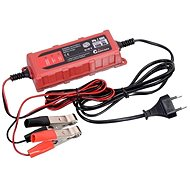 COMPASS Gel Battery Charger Microprocessor 1A 6/12V PB/GEL max. 120Ah - Car Battery Charger