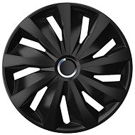 "COMPASS wheel covers 14"" GRIP PRO BLACK - Wheel Covers"