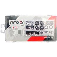 YATO O kroužek gumové těsnící sada 225ks,3x1 - 22x2mm
