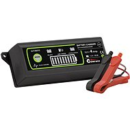 COMPASS Battery charger with microprocessor  4A 12V PB/GEL max. 120Ah - Car Battery Charger