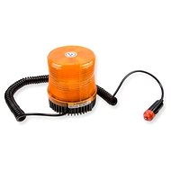 Orange 12V xenon beacon, magnetic - Beacon
