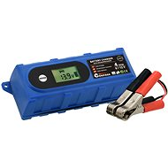 COMPASS Charger Microprocessor 3.8A 6/12V PB/GEL LCD display - Car Battery Charger