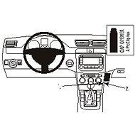 Brodit ProClip montážní konzole pro Volkswagen Passat 05-14/CC 09-17/Alltrack 12-15 - Držák na mobilní telefon