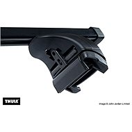 Thule střešní nosič pro MITSUBISHI, Outlander, 5-dr SUV, r.v. 2013->, s integrovanými podélnými nosi - Střešní nosiče