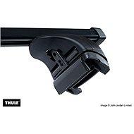 Thule střešní nosič pro TOYOTA, Auris, 5-dr combi, r.v. 2013->, s integrovanými podélnými nosiči. - Střešní nosiče