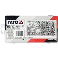 YATO Lock Nuts 146pcs - Screw nuts