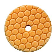 Chemical Guys Hex-Logic Quantum Medium-Heavy Cutting Pad, Orange - Kotouč