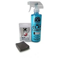 Chemical Guys Clay Bar & Luber Synthetic Lubricant Kit, Medium Duty - Sada