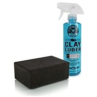 Chemical Guys Clay Block V2 & Luber Surface Cleaner - Sada