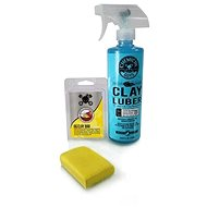 Chemical Guys OG Clay Bar & Luber Synthetic Lubricant Kit, Light/Medium Duty - Car Cosmetics Set