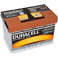 Duracell Extreme EFB DE 70 EFB, 70Ah, 12V ( DE70EFB ) - Autobaterie