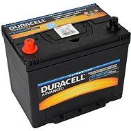 Duracell Advanced DA 70L, 70Ah, 12V ( DA70L ) - Autobaterie