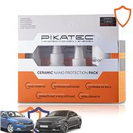 Pikatec Ceramic Set of Nanocosmetics for Car - Car Cosmetics Set