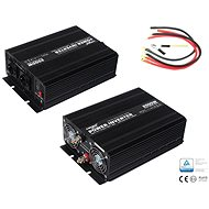 Space Voltage Converter from 24V to 220V, permanent load 2000W - Voltage Inverter