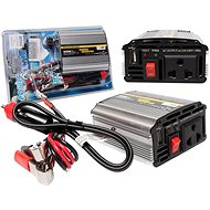 Carspa Converter 24V/230V + USB 200W - Voltage Inverter