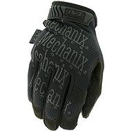 Mechanix The Original taktické celočerné, velikost S - Taktické rukavice