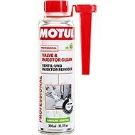 MOTUL VALVE & INJECTOR CLEAN 300ml - Přípravek