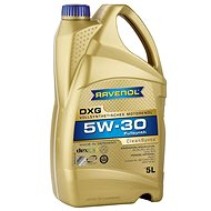 RAVENOL DXG SAE 5W-30; 5 L - Motorový olej